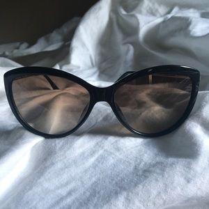 Michael Kors Black & Gold Sunglasses